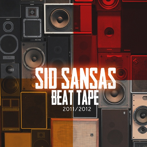 Beat tape 2011-2012 cover maxi