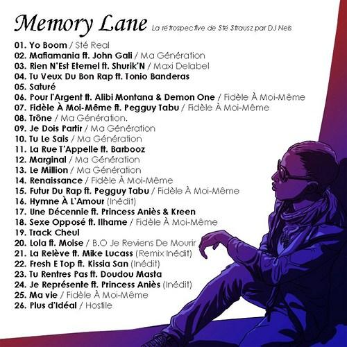 back Memory Lane