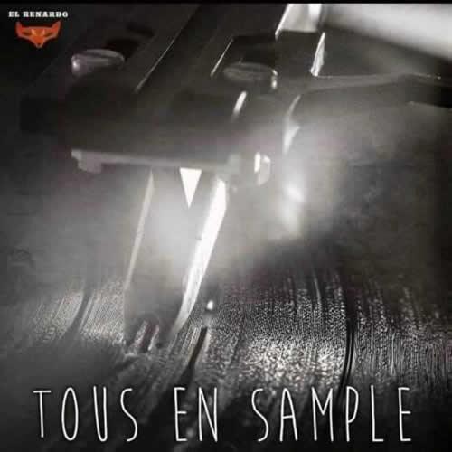 Tous en sample cover maxi