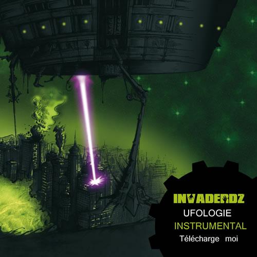 Ufologie Instrumental cover maxi