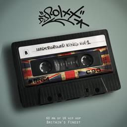 Dj Rolxx - Underground King