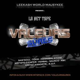 Valeurs sures - La net tape