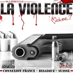 96.2 Freestyle - La violence Vol 7