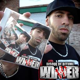 Winner - Disque de bitume 2009
