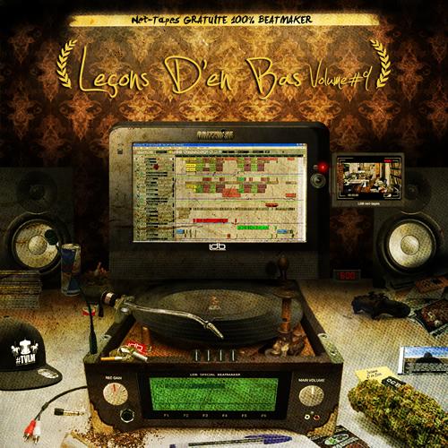 LDB 9 spe Beatmaker cover maxi