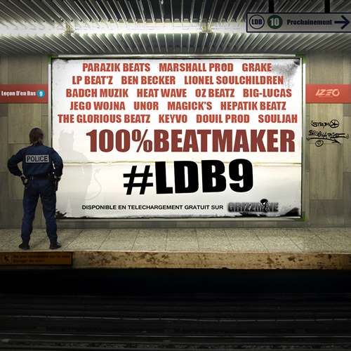 back LDB 9 spe Beatmaker